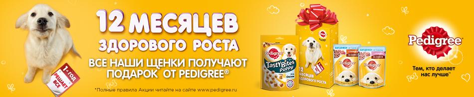Pedigree® - корма для собак